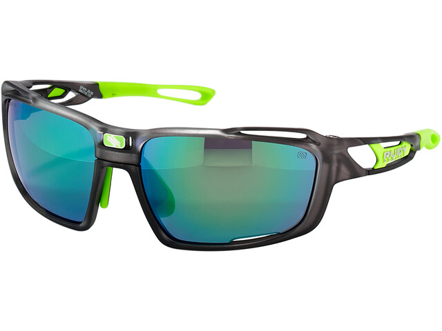 Rudy Project Sintryx Bril, ice graphite matte - polar 3fx hdr multilaser green